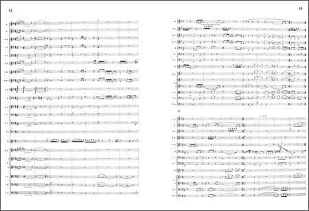 《潇湘水云:民族管弦乐队总谱》