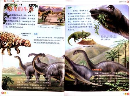 回至 你最想知道的动物王国的秘密:恐龙巨兽的惊人真相 (平装)