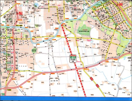 北京自驾旅游地图(2013) [平装]