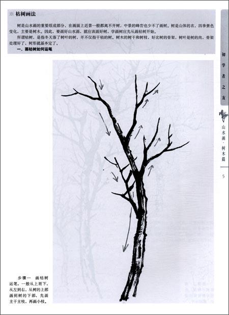回至 初学者之友:山水画树木篇 (平装)