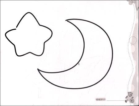 宝贝学画:一笔画(彩色蒙纸):亚马逊:图书-彩色简笔画2 亚马逊