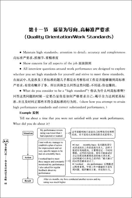 外企敲门砖:外企英语面试全攻略-图书杂志-外语