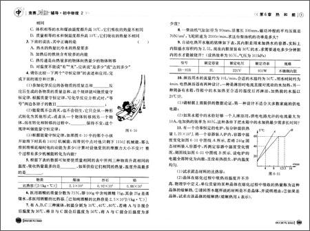 中考竞赛适用辅导:初中初中2各社会对接第7版本物理与怎么学历史图片