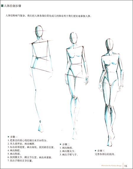 手绘服装时装画; 手绘时装画_手绘时装画图片分享;