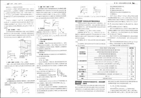 经纶学典-教材解析:化学反应原理高中化学-选修