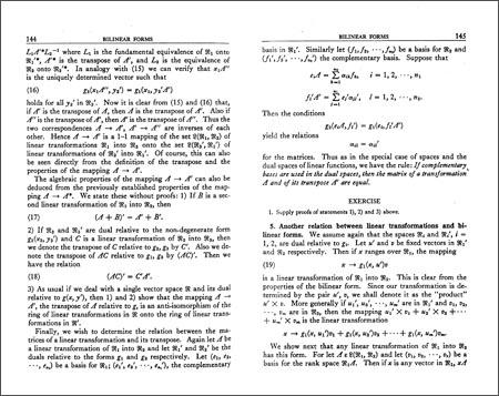 抽象代数讲义