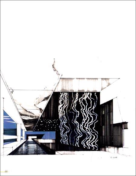 从基础到风格-室内外手绘教程 -么冰儒 (新博)