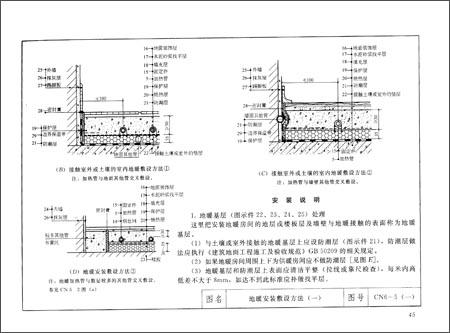 建筑安装工程施工图集5:采暖