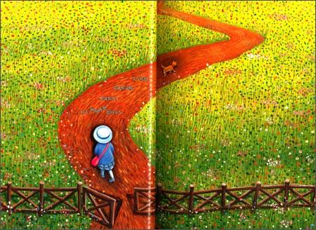 几米作品集:走向春天的下午 星空(套装共2册) / 几米