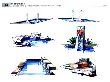 景观设计手绘表现【相关词_ 景观设计手绘】