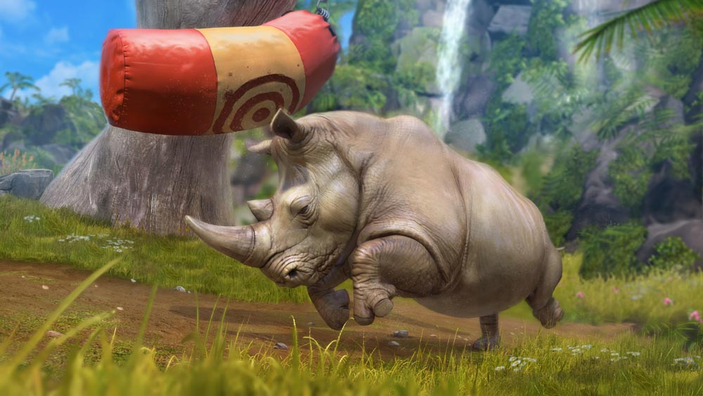 xbox one 动物园大亨 (zoo tycoon)-游戏/娱乐-亚马逊