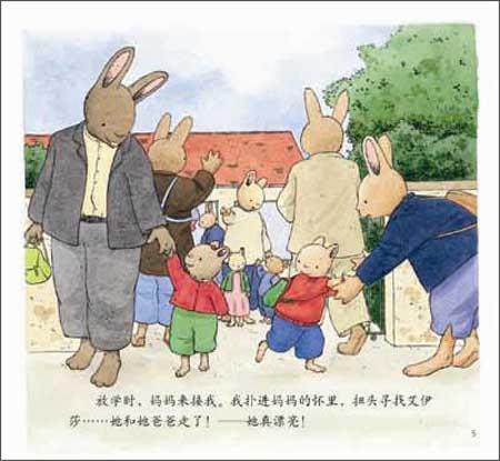 小兔汤姆系列