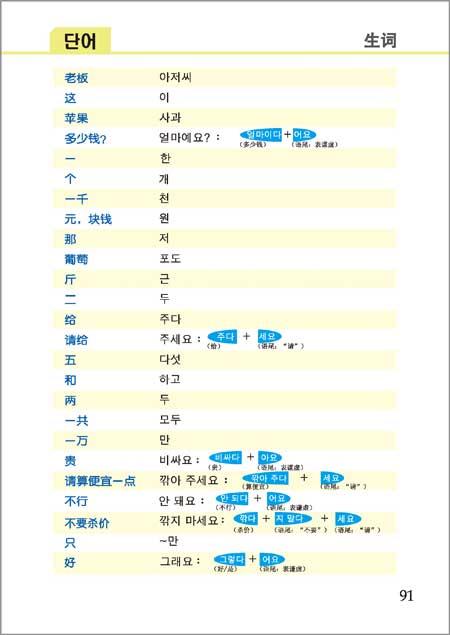 别笑!我是韩语学习书