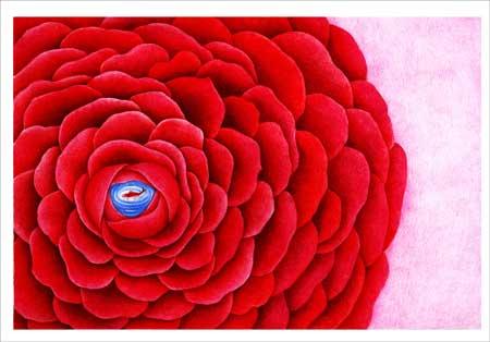 谁能写出玫瑰的味道
