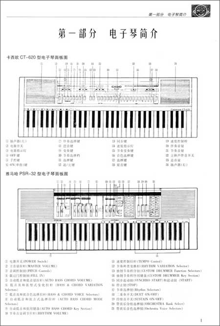 回至 少年儿童电子琴系列教程少年儿童电子琴初级教程(新版) (平装)图片
