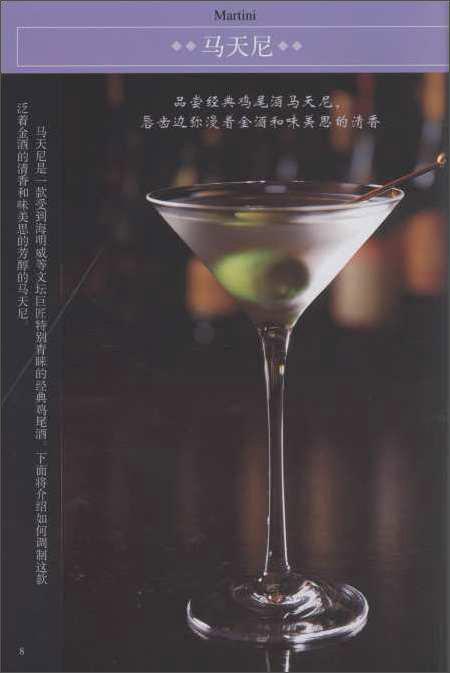 经典鸡尾酒调制DIY