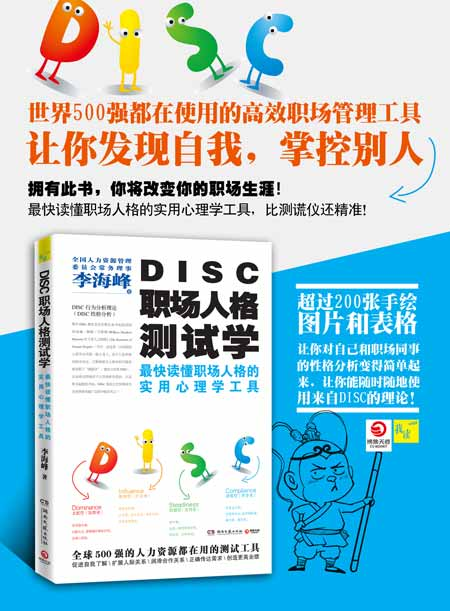 DISC职场人格测试学