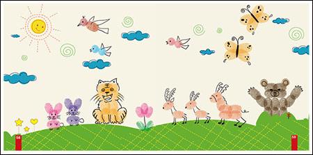 回至 幼儿美术小手工全书:手指印画 (平装)