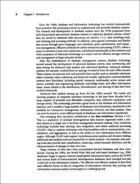 经典原版书库:数据挖掘:概念与技术