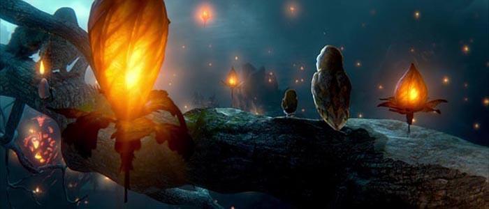 因此,当索伦和他的哥哥克鲁德同时从树屋坠下,落入纯种者的魔爪时