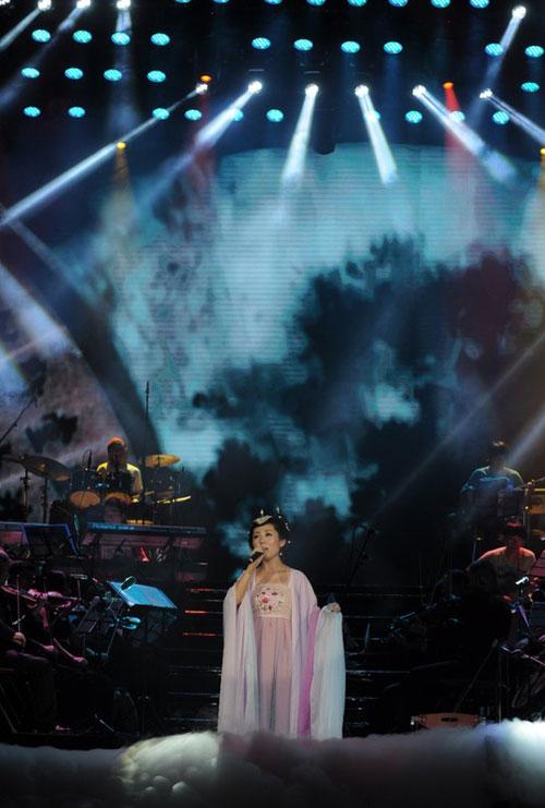 墨明棋妙南京演唱会:金陵秦淮夜(dvd)图片