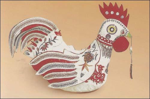 《中国民间艺术61玩具》