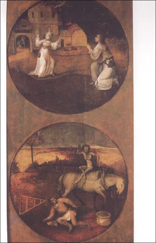 《愚人船》 《耶稣受难》(《使徒约翰在爱琴海拔摩岛著写(启示录>》