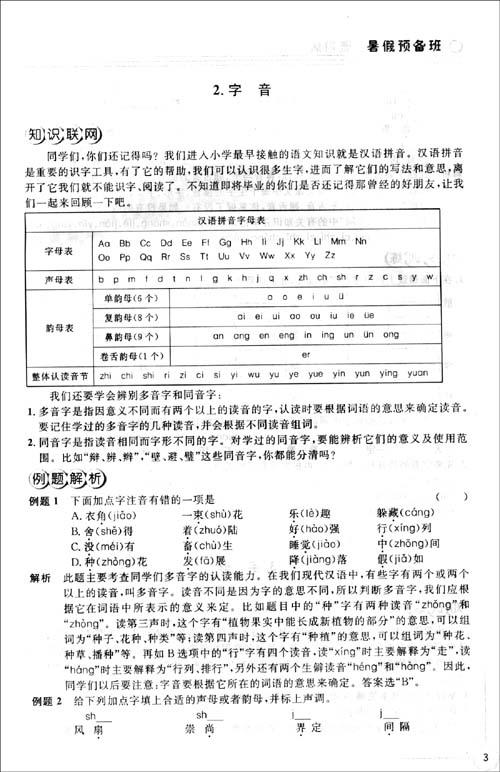 掌握汉字的基本笔画、笔顺规则以及常用的偏旁部首和间架结构.-