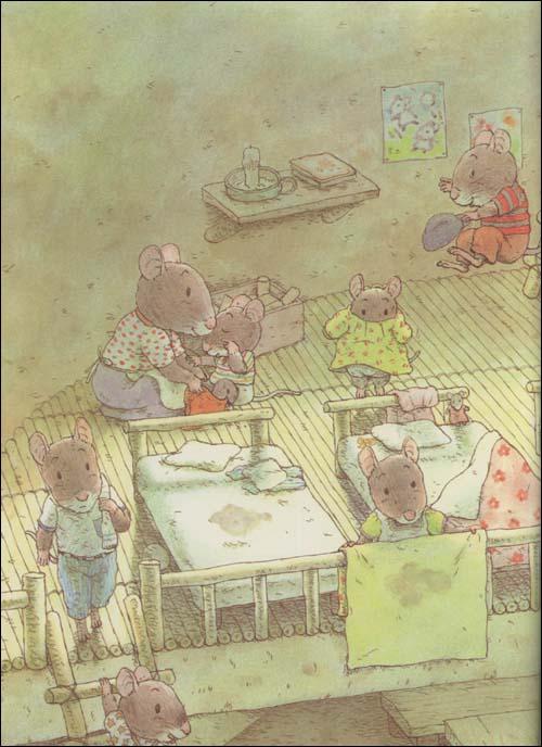 14只老鼠