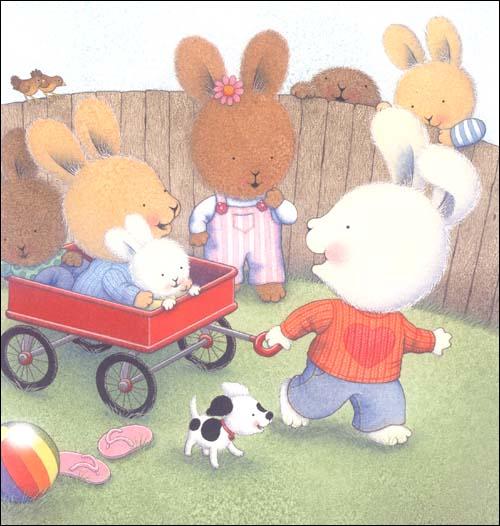 中国第一套儿童情绪管理图画书3