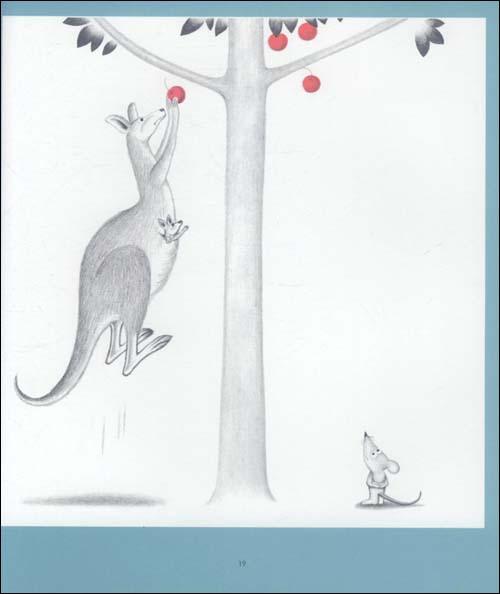 爱心树绘本馆61可爱的鼠小弟:想吃苹果的鼠小弟