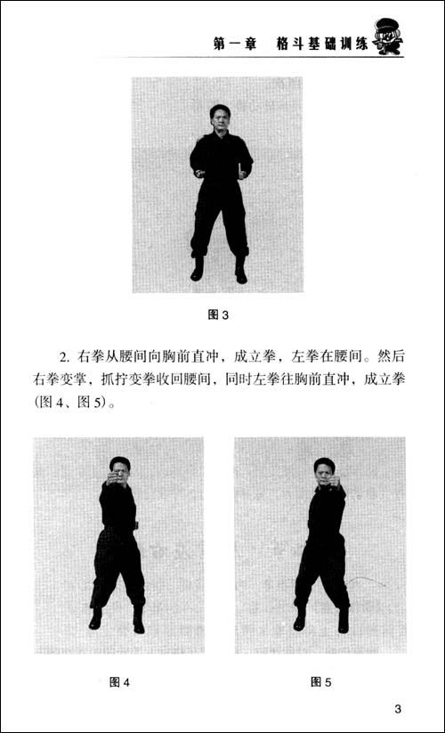 警用格斗技法