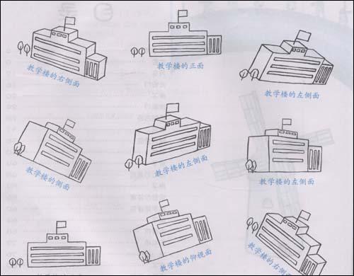 儿童多角度简笔画:建筑 [平装]