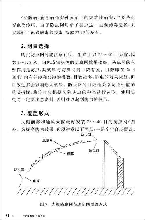 (2)防治方法:调整种植结构,合理轮作倒茬,避免与瓜类,茄果类蔬菜连作