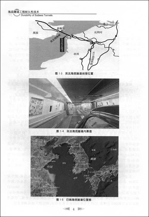 对隧道结构及运营管理设备存在一定的安全隐患,且海底隧道的涌水源是