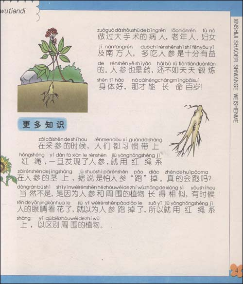 新世纪少儿十万个为什么:植物天地动物世界人体生活(注音版)(附光盘1