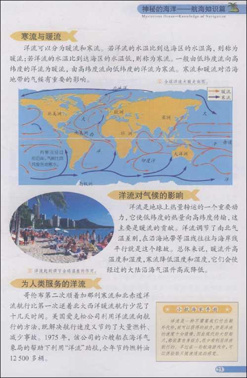 神秘的海洋:航海知识篇
