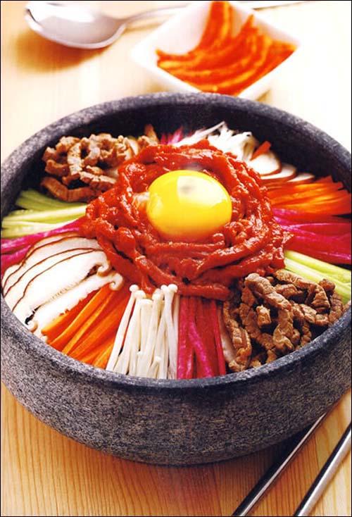 薇薇小厨:精致韩国菜