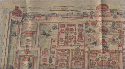 中国古代建筑手绘图; 故宫手绘图(珍藏版)/北京通典