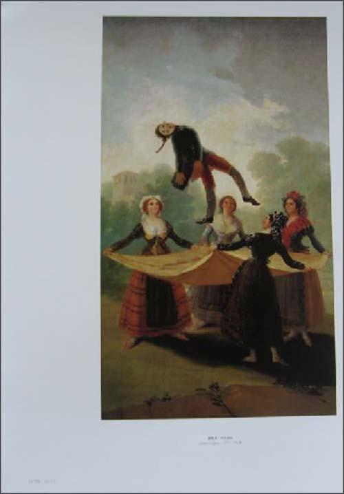 西方绘画大师:戈雅:亚马逊:图书