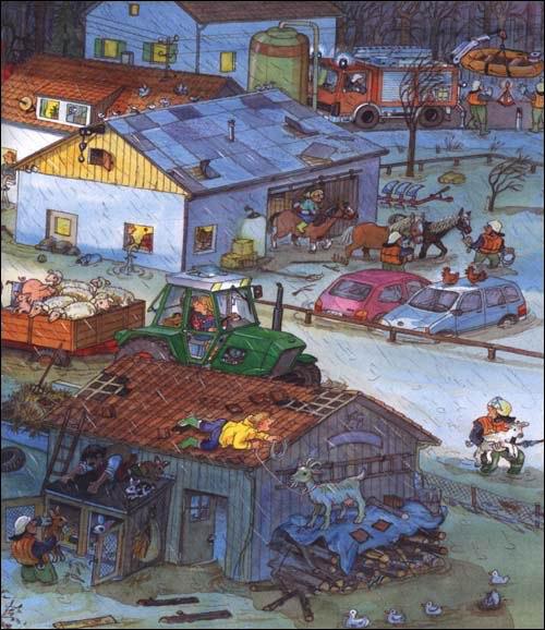 情境认知绘本:你认识这些车吗?