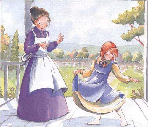 事书 经典篇 绿山墙的安妮 附项链1条 吉利安 哈克