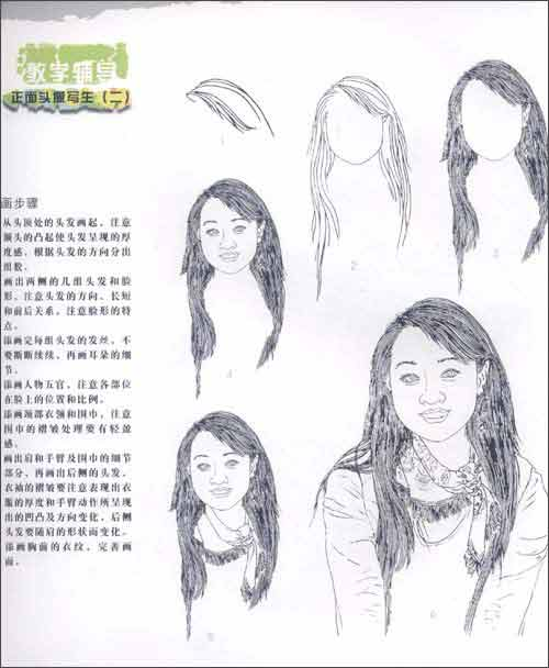 人物线描写生,线描写生,线描人物写生,植物写生的线描图片,