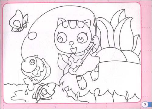 打印儿童简笔画飞机图 儿童简笔画大全