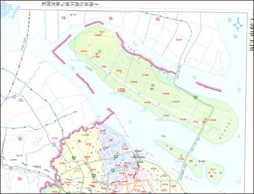 上海市行政区划与地名图集(2009)
