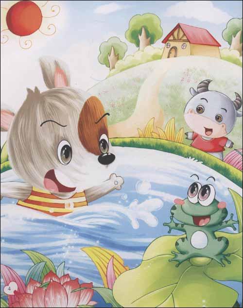 儿童经典早教故事:动物故事(注音版)