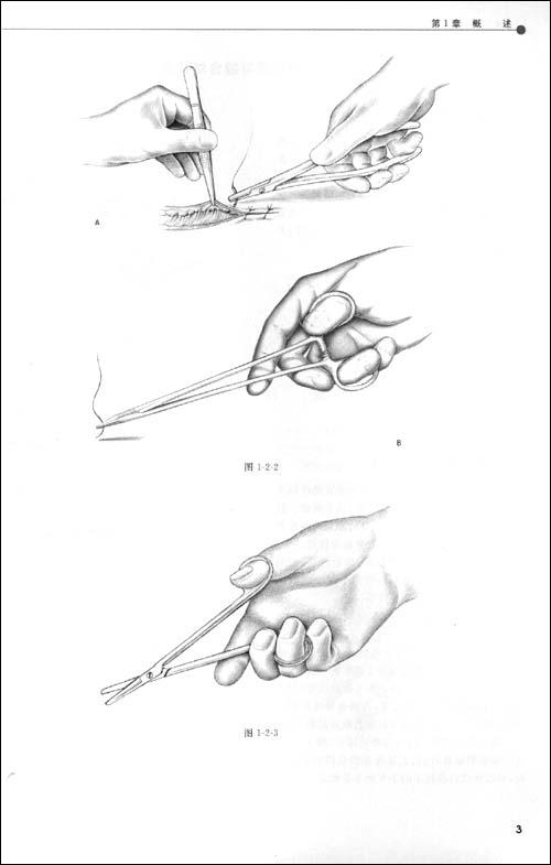 儿童手术简笔画