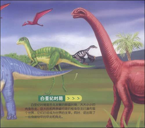 童眼识天下:恐龙王国:亚马逊:图书