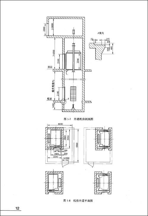 电梯结构原理及安装维修(第4版):亚马逊:图书