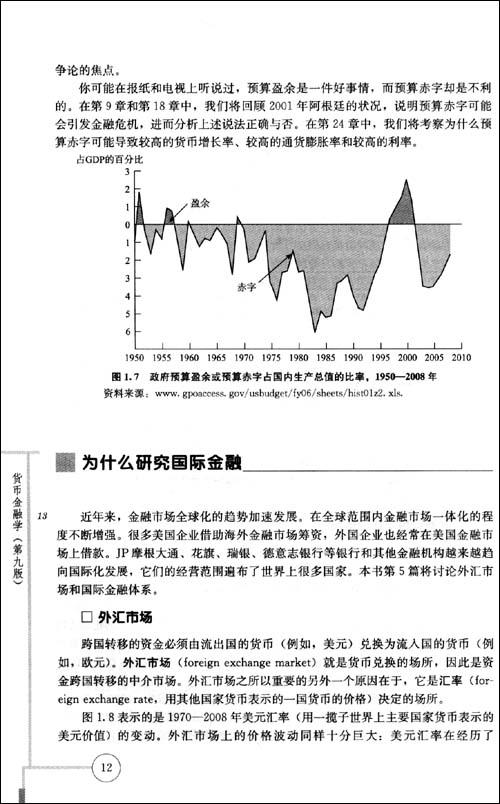 经济科学译丛:货币金融学